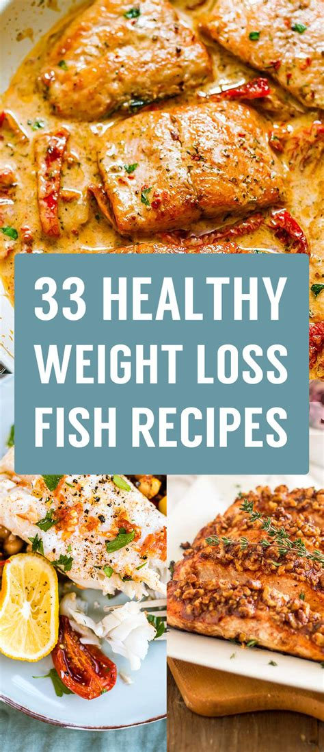 weight loss 33 33 weight loss fish recipes that you will