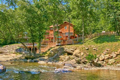6 bedroom smoky mountain pool cabin cabins usa