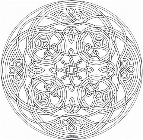free coloring pages of mandalas love