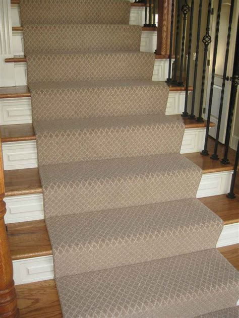 Stair Runner Rug Modern Carpet Stair Runner Feel The Home