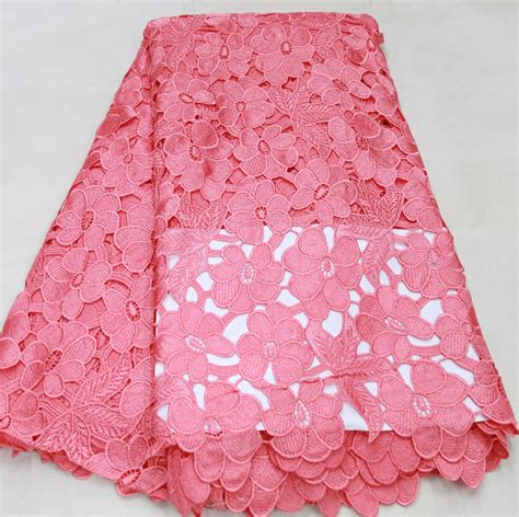 lace naija new fashion african cupion lace fabric african cord lace