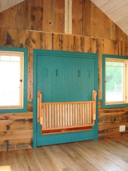 tiny house murphy bed murphy bed option hobbitat tiny house builder offers