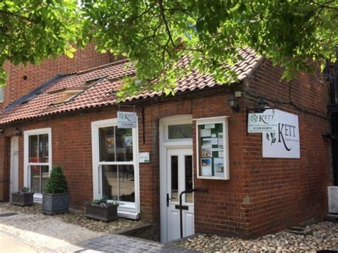 kett country cottages in fakenham nominated for national