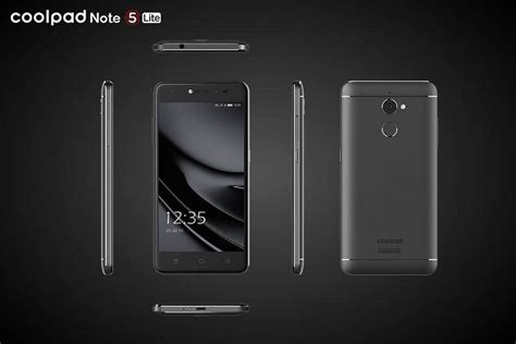 coolpad note 5 lite launched for rs 8199 in india coolpad note 5 lite with 3gb of ram launched in india at a