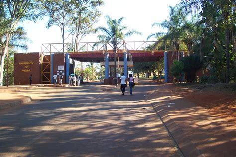 Application Form Application Form Of University Of Venda