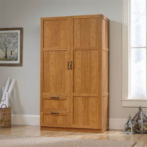 bedroom wardrobe cabinet bedroom wardrobe cabinet storage closet organizer in medium oak care partnerships