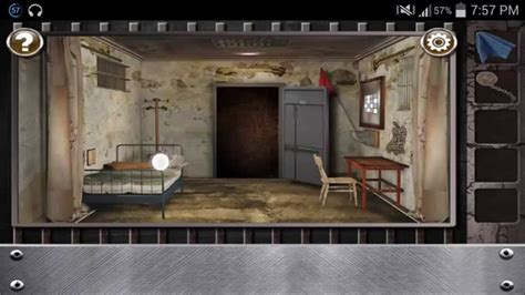 room hints escape the prison room level 1 walkthrough