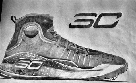 Curry 4 Sketches by Ua Curry 4 Drawing By Bigken20 On Deviantart