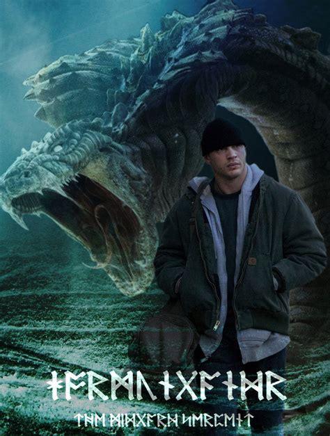 jormungandr the midgard serpent by lj todd on deviantart