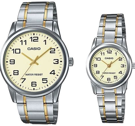 Casio couple watch indonesia online