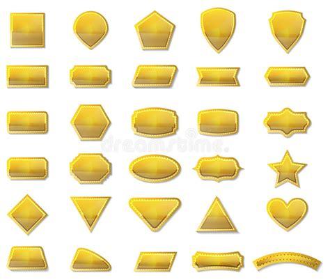 challenging java programs shape vector shapes label frame set illustration