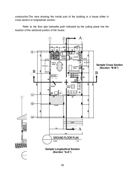 Fire Exit Floor Plan module 3 module 1 architecural layout amp details