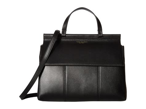 Diskon Burch T Satchel 1 burch block t satchel at zappos