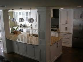 kitchen island columns kitchen island with columns home pinterest