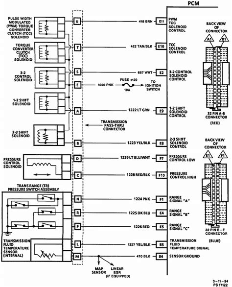 4l60e to controller wiring diagram get free image about