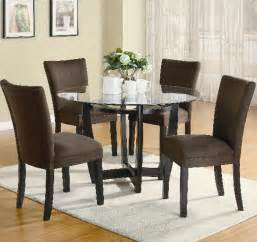 casual dining room sets casual dining sets design for dining room furniture bloomfild by coaster and brown chairs