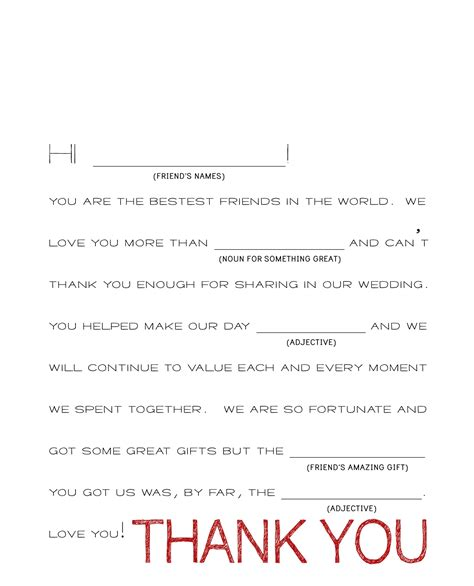 thank you letter to an inspirational wedding thank you cards easy how to write wedding thank