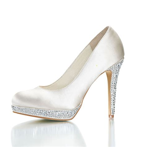 Fancy Wedding Shoes by Fancy Bridal Shoes Collection 2014 Weddings