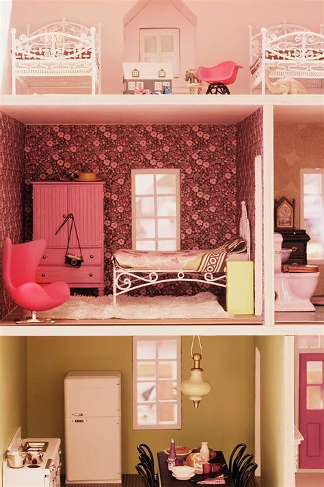 make doll house a dollhouse made lovely making it lovely
