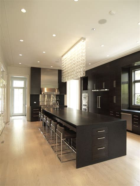 black kitchens custom kitchens sydney