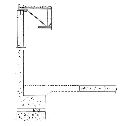precast concrete wall section precast panel shop drawings