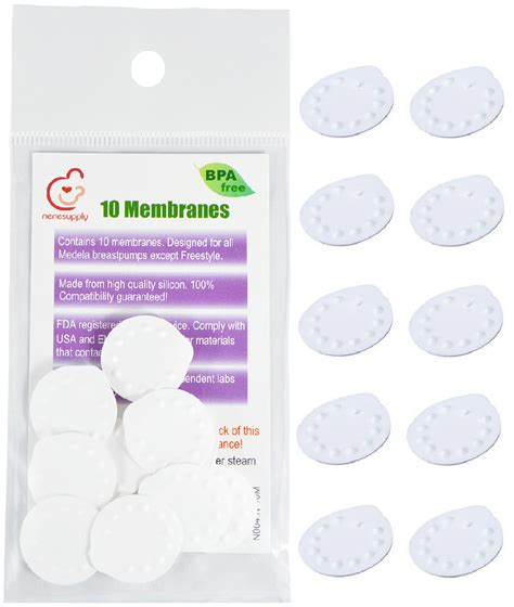 medela swing membrane 10 count membranes for medela breastpumps replace medela