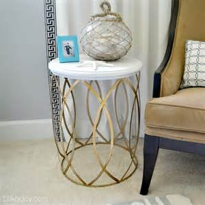 Diy Small Table by Craftionary