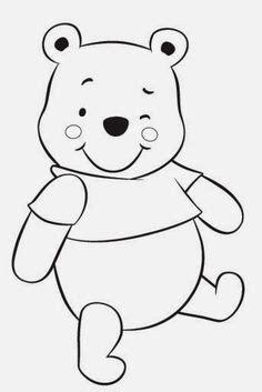 imagenes de winnie pooh bebe para imprimir 1000 images about para colorear on pinterest paw