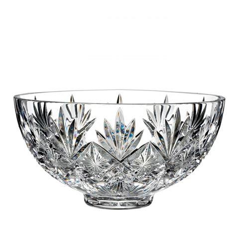 waterford crystal l finn waterford crystal normandy 10 inch bowl ebay