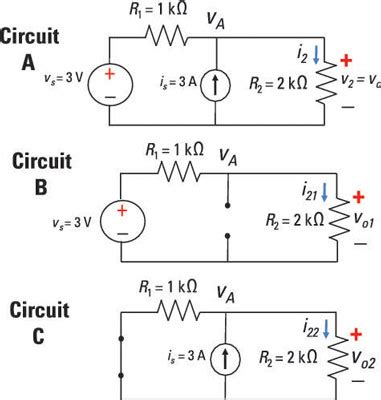 diode in parallel with current source analyze circuits with two independent sources using superposition dummies