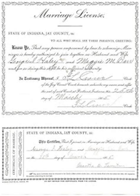 Marriage laws of indiana