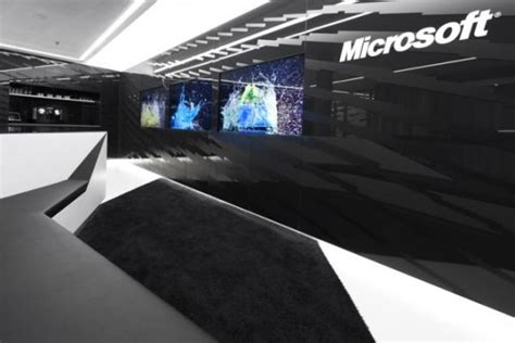 microsoft office building  switzerland