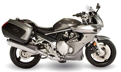 Suzuki Bandit 1250 Gt News Sur Le Monde De La Moto