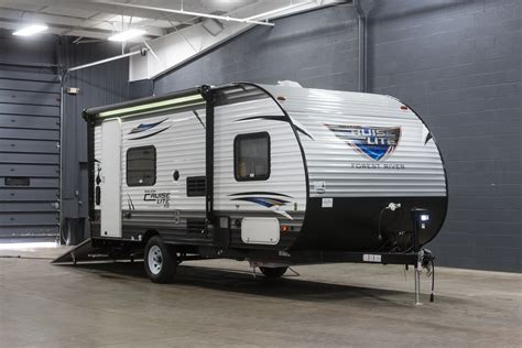 power awning for rv new 2018 salem cruise lite 180rt forest river toy hauler