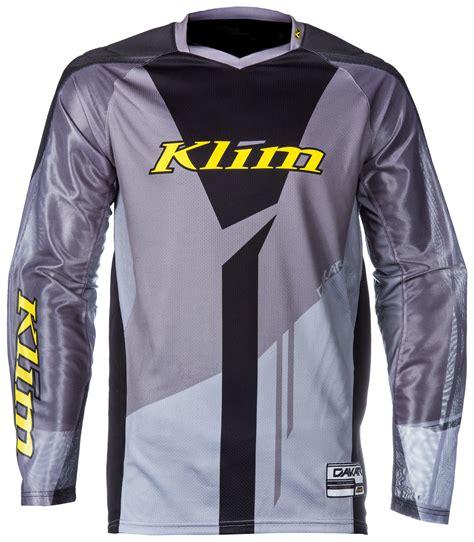 klim motocross gear klim dakar jersey black jpg
