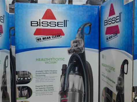 Costco Vaccum costco coupon book deal bissell healthy home bagless vacuum 129 99 frugal hotspot