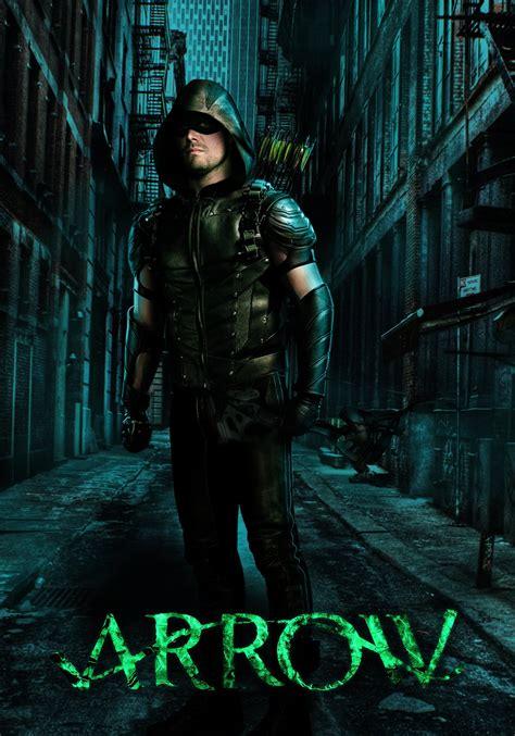 Tv Series Arrow by Arrow Tv Series 2012 Posters The Database Tmdb