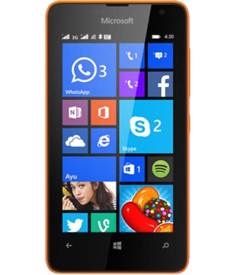 Microsoft Lumia Dual microsoft lumia 430 dual sim 8gb mobile phones at