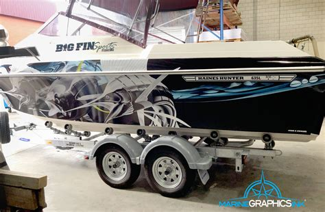 sailfish boat wraps boat wrap gallery marine graphics ink