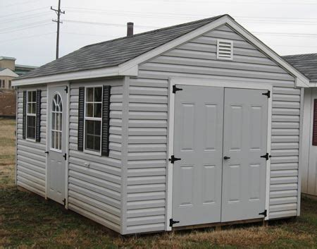 Buy A Storage Shed by Buying A Vinyl Storage Shed