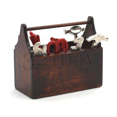 dollhouse 1 6 scale miniature tool box for dollhouse 1 6 scale doll