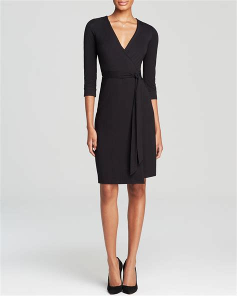 Diane Furstenberg The Wrap lyst diane furstenberg new julian two wrap dress in