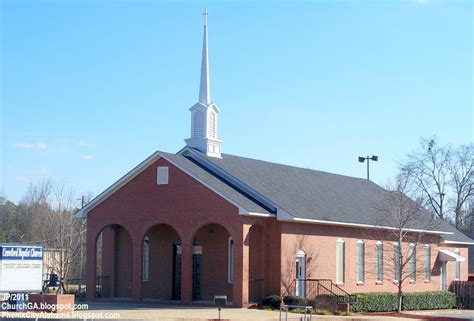 Beautiful Churches In Gainesville Fl #6: BAPTIST+CHURCHES%252C+Crawford+Baptist+Church+Phenix+City+Alabama%252CRussell+County+AL..JPG