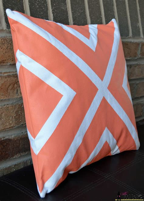 Painting Pillows by Painted Pillows And Fabric Tool Belt