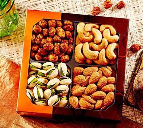 holiday gourmet food nuts gift basket 7 different nuts five star gift baskets 17 best gifts 30 to buy in year 2018
