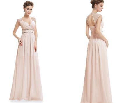 beige bridesmaids dresses beige elegant v neck bridesmaid dress budget bridesmaid