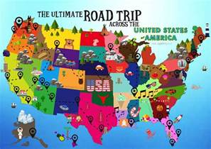 Map My Trip Usa by Usa Archives Hand Luggage Only Travel Food