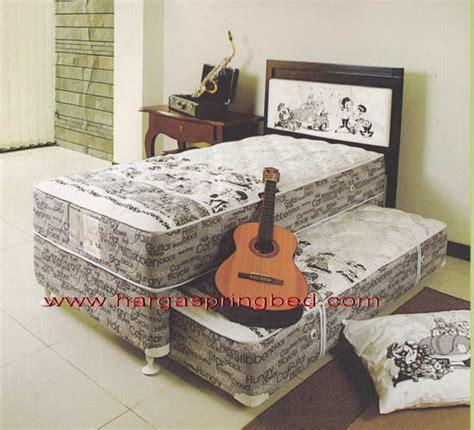 Kasur Central Bed No 2 bed 2 in 1 kasur sorong springbed anak sorong