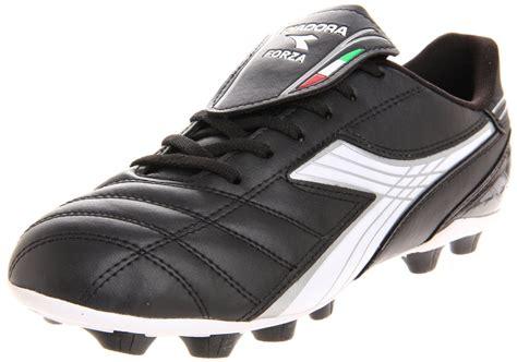 diadora soccer shoes diadora mens forza md soccer cleat in black for black