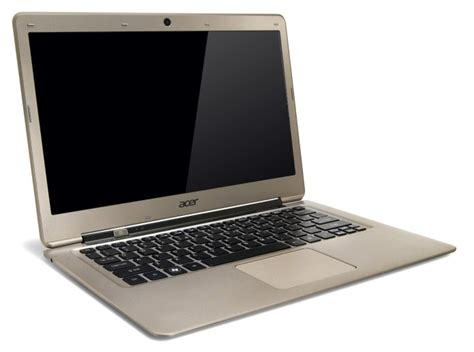 Laptop Acer S3 I7 acer aspire s3 i7 review gearopen